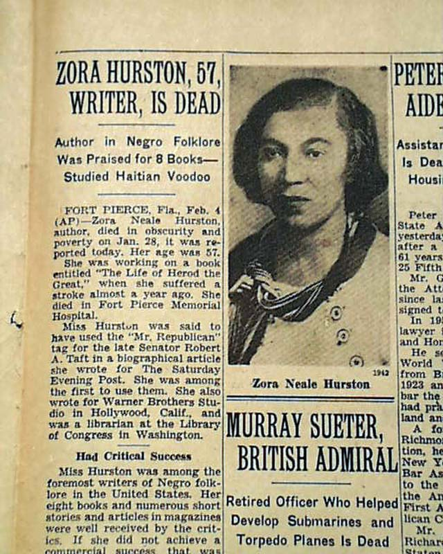 color struck by zora hurston A guide to the zora neale hurston papers zora hurston: a personality sketch color struck, a play, fire.