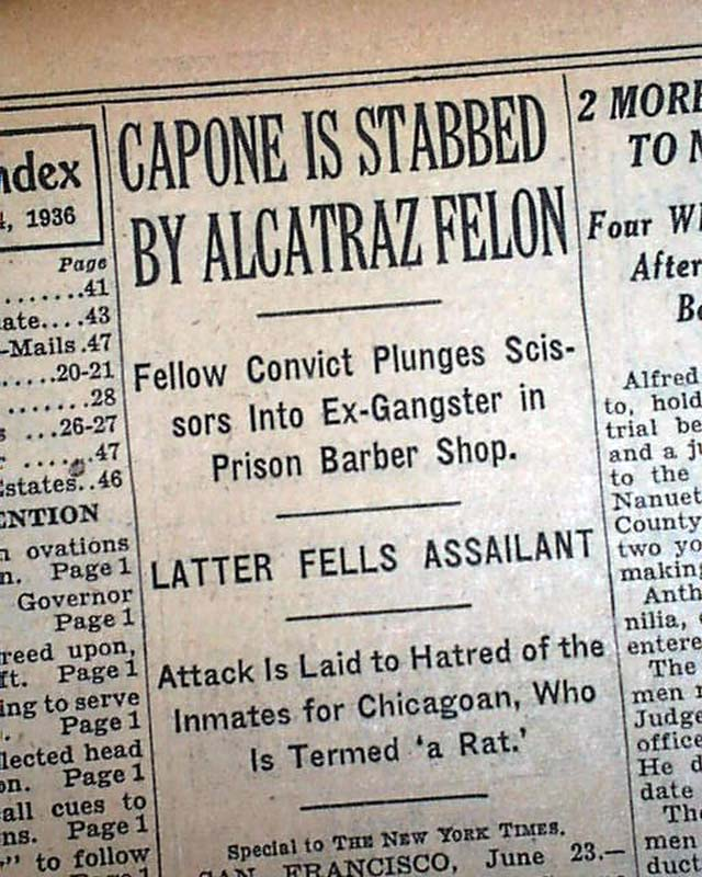 al capone essay conclusion The life of al capone lightly so with that he gave al capone three slashes to the face which resulted to 30 stitches on the face of al capone in 1918, capone met an irish girl named.