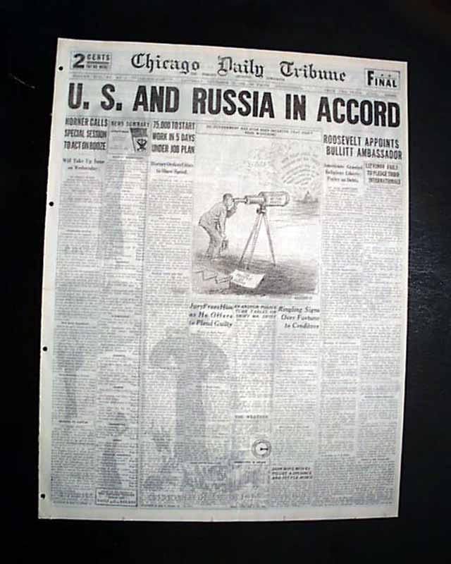 Soviet union papers