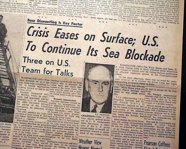 key factors of the cuban missile Free cuban missile crisis russia and the cuban missile crisis - the cuban government felt exploited over many other factors had been piling up and.