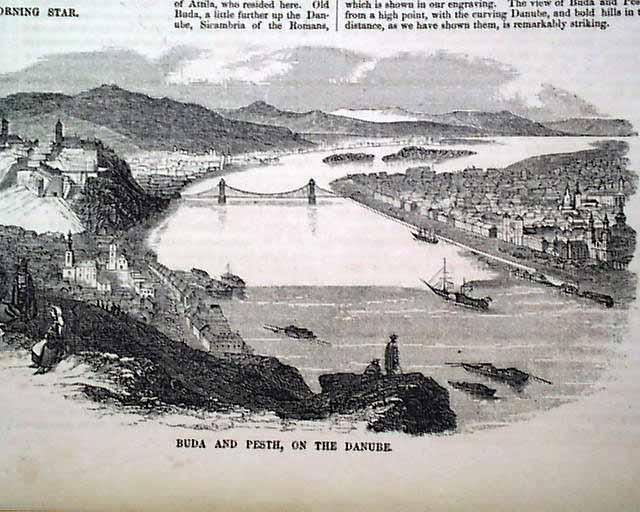 Covington Amp Newport Kentucky Prints In 1856