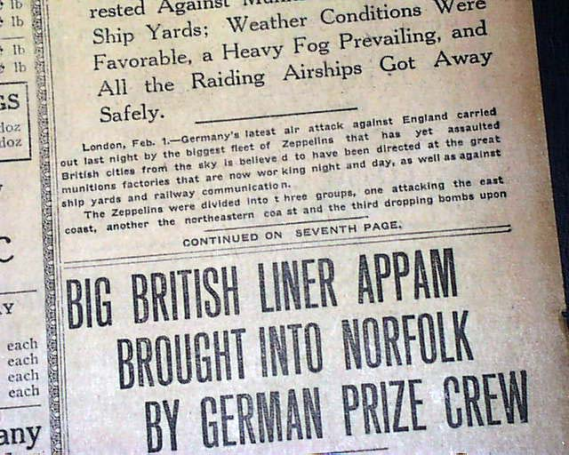 the times history accounts of zeppelin air raids on england There doesn't seem to be any reports in the times of a zeppelin raid on of the airship raids on paris during an air raid and not a zeppelin.