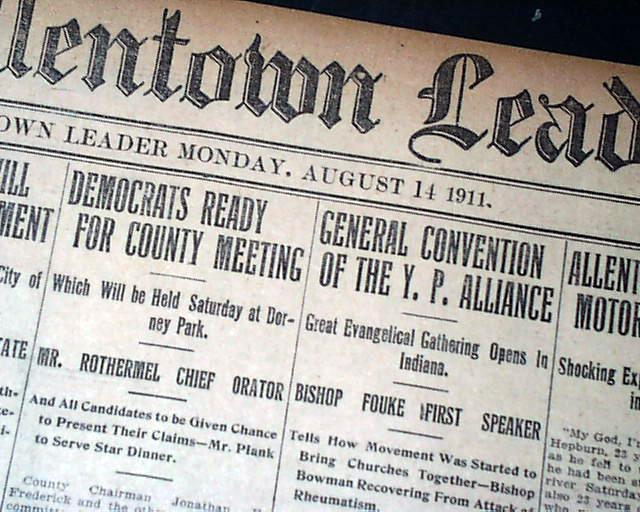 1911 Coatesville PA negro lynching      - RareNewspapers com