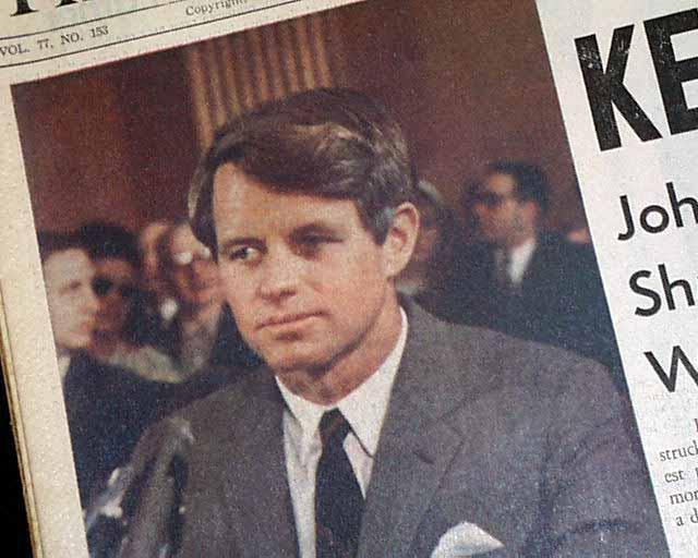robert kennedy assassination essay