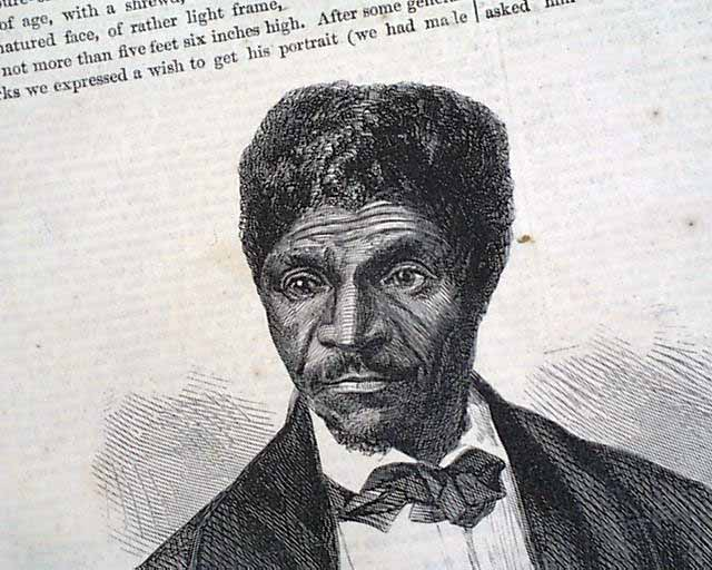 analysis of the dred scott decision and the issue of slavery Taney began the opinion by citing precedent for upholding slavery, pointing out   we know that slavery was such a divisive issue amongst the founders   dred scott was not a citizen of missouri within the meaning of the.