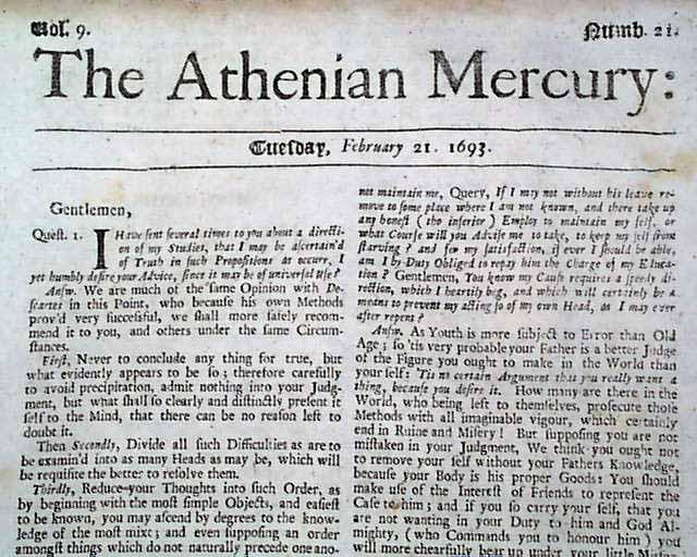 On the Salem witch trials   ! - RareNewspapers com