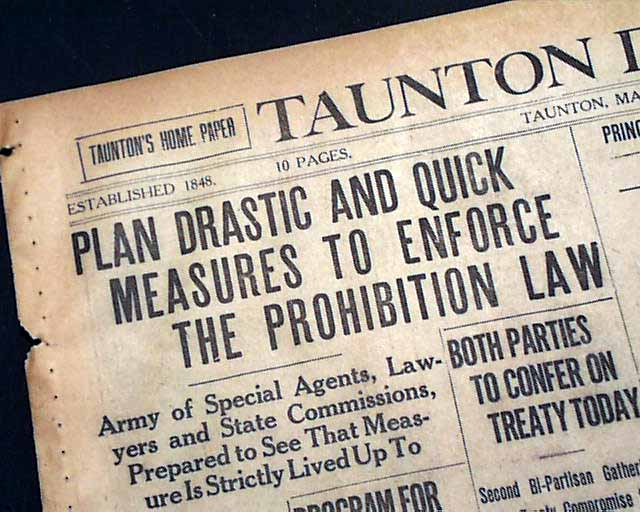 prohibition in canada essay This essay discusses how the criminal justice system is an important part of the government, allowing for the prosecution, imprisonment, and rehabilitation of criminals.