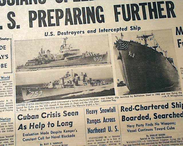 extended essay cuban missile crisis Cuban missile crisis in october 1962 the world came closest to a nuclear holocaust than it has ever done before or since in a critical standoff between the two major nuclear powers (the us.