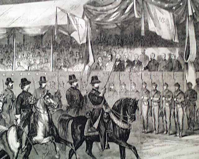 The Returning Troops Lincolns Funeral Courtroom Diagram For