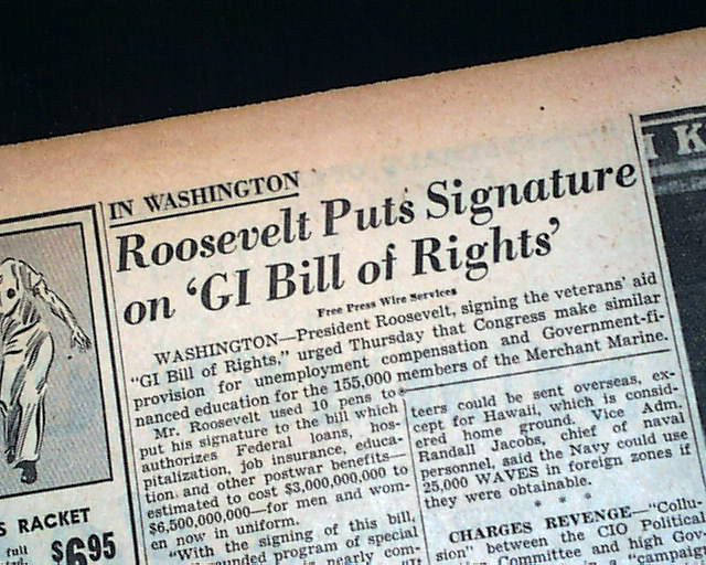 the bill of rights term paper