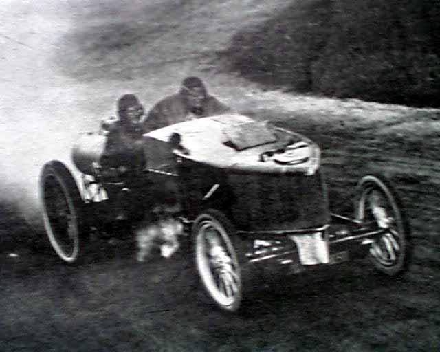 Early race cars... - RareNewspapers.com