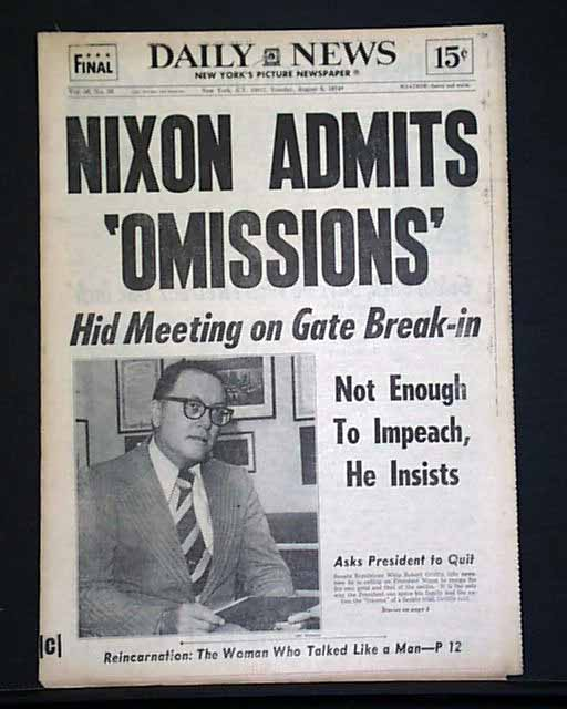 watergate scandal term paper A free watergate term paper example prepared by an expert can improve the student's knowledge on the problem effectively due to the work of the professional writers one can read a free watergate scandal term paper sample and.